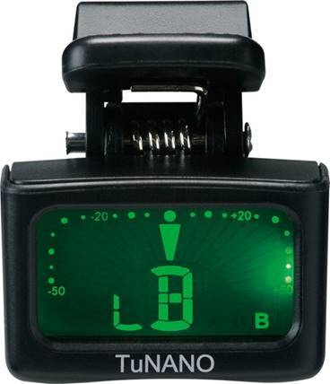 Ibanez Clip-On Tuner TuNANO