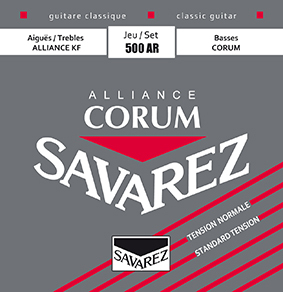 Savarez  Alliance Corum 500 AR Saiten Klassikgitarre