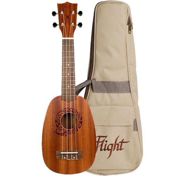 Flight NUP310 Sopran-Ukulele